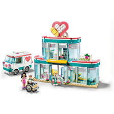 Конструктор LEGO Friends Городская больница Хартлейк Сити
